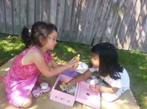 Alia & JiaoJiao