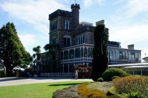 Larnach Castle-Dunedin