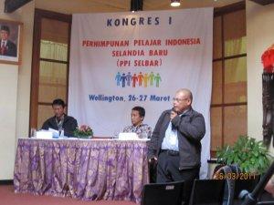 Kongres Pelajar Indonesia Selandia Baru