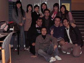 Mahasiswa WUC dari China, Thailand dan indonesia