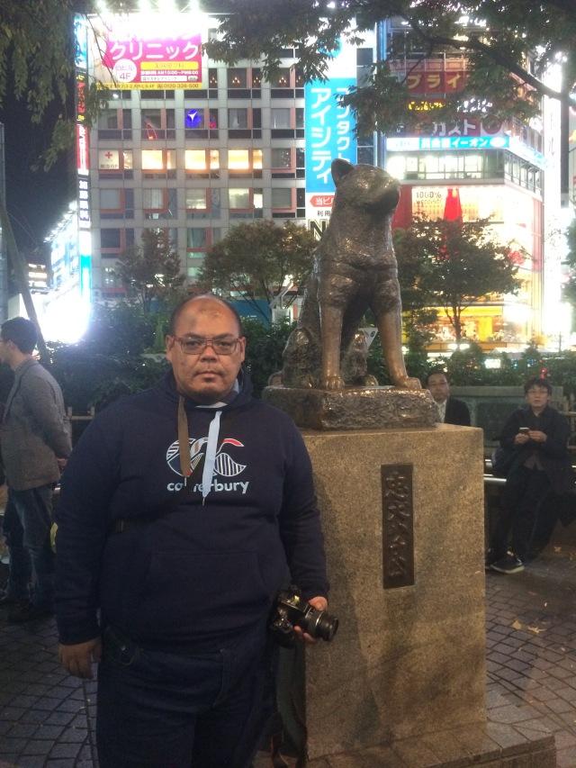 Pak Abink dan Hachiko